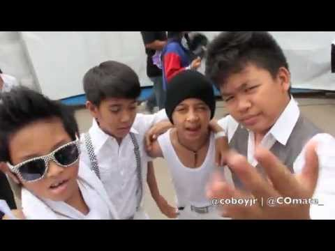 Coboy Jr. Inbox SCTV Anniversary 3 Desember 2011 - Behind The Stage