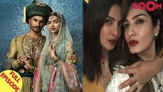Ranveer-Deepika Want To Keep Their Wedding Private | Priyanka Flaunts Her Engagement Ring & More - ZOOMDEKHO