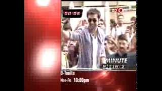 Bollywood News in 1 minute 04-12-13 | Salman Khan. Ranbir Kapoor, Anurag Basu, Rajpal Yadav & others