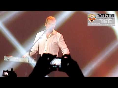 Michael Learns To Rock MLTR - That's Why You Go Away live in Yogyakarta Indonesia 2012