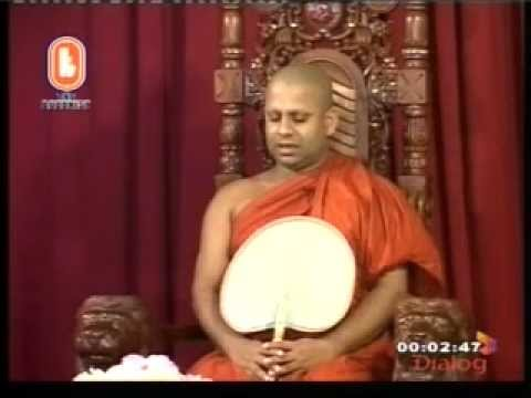 Ven Medagoda Abayathissa Thero - Kosol Rajuge Solos Maha Sihina