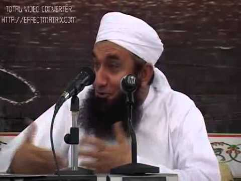 Maulana Tariq Jameel Bayan at Lahore 20 August 2011- 3/3
