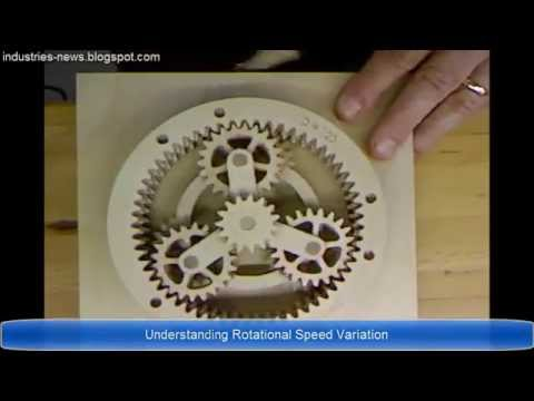 Magic of Mechanics - Epicyclic (planetary ) gear