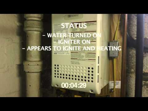 Water Heating, Hot Water Distribution and Water Conservation