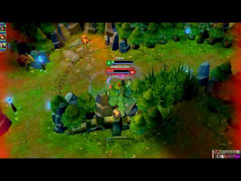 RÁPIDO Y FURIOSO League of Legends SIVIR  DE  ÑIUSUZ 2014 4 10 23 42 18 5