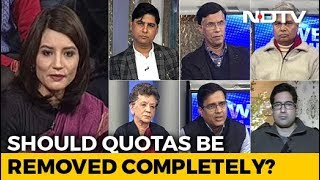 We The People: Can Quotas Solve Economic Deprivation? - NDTV