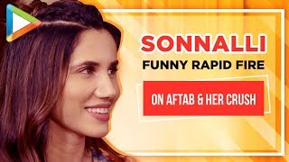 """If I could DATE Any Celebrity, It'd Be…"": Sonnalli Seygall