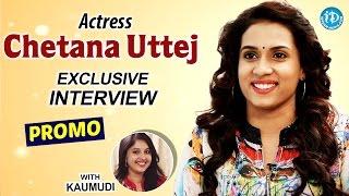 Actress Chetana Uttej Exclusive Interview - Promo || #Pichiganachav || Talking Movies With iDream - IDREAMMOVIES