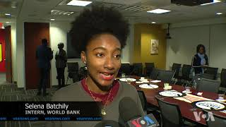From Internet Access to Digital Economy, World Bank Focuses on Africa's Youth - VOAVIDEO