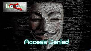 Royalty FreeSuspense:Access Denied