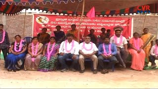 MRPS Leaders Protest in Ongole BJP Office over SC Classification Bill | CVR News - CVRNEWSOFFICIAL
