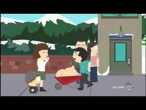 South Park - Randy Marsh Buffalo Soldier -6YEarMyIAzs