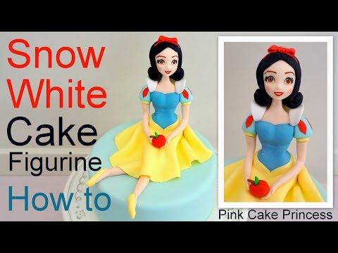 """Торт для девочки """"Белоснежка"""", на день рожденье"""