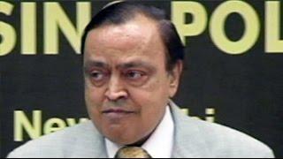 Former Union Minister and senior Congress leader Murli Deora dies - NDTVINDIA