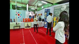 Pune hosts 3-day space exhibition organised by ISRO - TIMESOFINDIACHANNEL