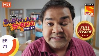 Shrimaan Shrimati Phir Se - Ep 71 - Full Episode - 19th June, 2018 - SABTV