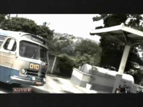 Clube do Ônibus antigo