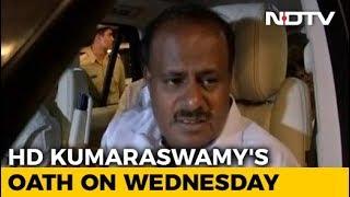 HD Kumaraswamy's Oath Next Week Turns Into Show Of Opposition Unity - NDTV