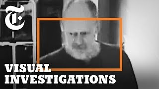 How the Las Vegas Gunman Planned a Massacre, in 7 Days of Video | NYT - Visual Investigations - THENEWYORKTIMES