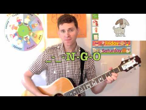 Matt Live! BINGO Children's Song