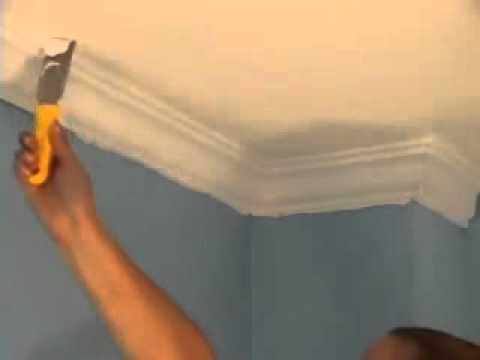 Molduras de isopor e rosetas como instalar