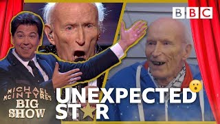 91 year old stuns audience with beautiful voice I Michael McIntyre's Big Show - BBC - BBC