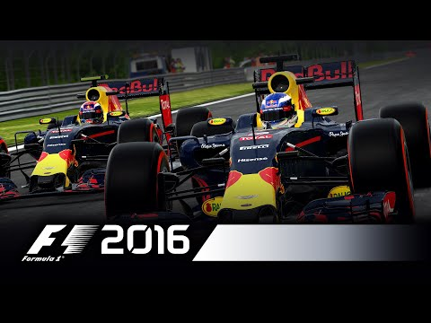 Видео: Виртуальный круг по трассе в Баку в игре F1 2016