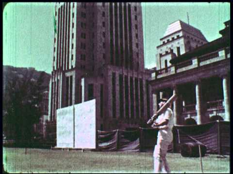 Hong Kong, the British colony in 1961
