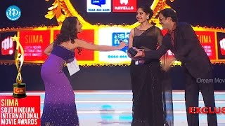 SIIMA 2014 || Tamil Best Playback Singer Female || Shakthi Sree - IDREAMMOVIES