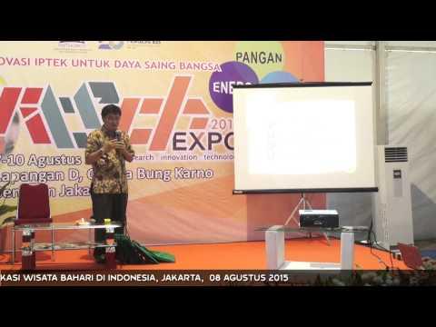 Iptek Talk  -  Model Edukasi Bahari dari Universitas Negeri Jakarta (UNJ)