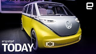 Volkswagen's electric microbus will be US-made | Engadget Today - ENGADGET