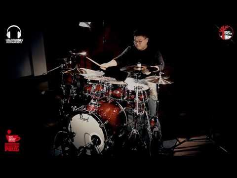 펄 레퍼런스 드럼셋 사운드 샘플