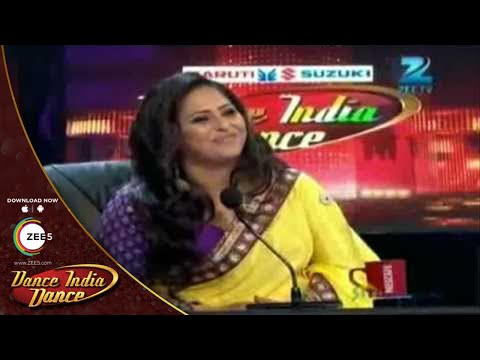 Dance India Dance Season 3 Jan. 21 '12 - Abhik & Urvashi