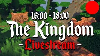 Thumbnail van The Kingdom LIVESTREAM!! | 16:00 - 18:00 | Met INVITE!!