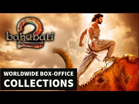 Baahubali 2 | Worldwide Box-Office Collections