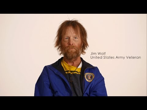 Incredible Transformation Of Homeless War Veteran