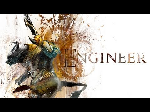 Let's Play Guild Wars 2 - Engineer / Ingenieur - Gameplay aus der Beta (deutsch/german)