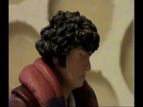 Doctor Who Action Figure Adventures: The Honour of War - Part Two