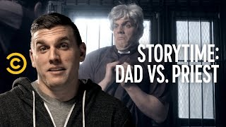 The Time Chris Distefano's Dad Almost Beat Up a Priest - Storytime - COMEDYCENTRAL
