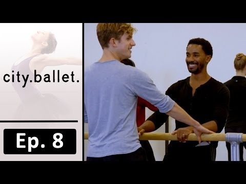 Male Dancers | Ep. 8 | city.ballet
