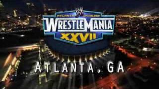 Wrestlemania XXVII Promo