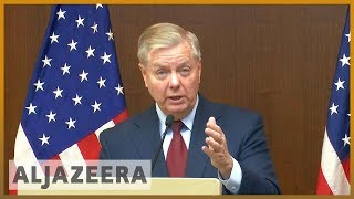 🇺🇸🇸🇾 US senator links Trump troop withdrawal to deadly ISIL attack | Al Jazeera English - ALJAZEERAENGLISH