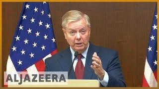 🇺🇸🇸🇾 US senator links Trump troop withdrawal to deadly ISIL attack | Al Jazeera English - ALJAZEERAENGLISH