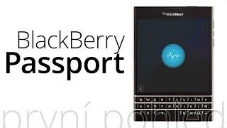 مقطع فيديو جديد يستعرض الهاتف BlackBerry Passport