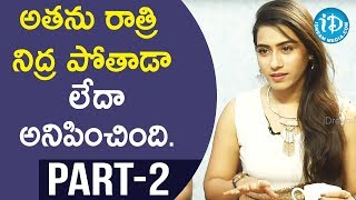 Director Satyanarayana & Actress Preeti Singh Interview - Part #2 | Talking Movies With iDream - IDREAMMOVIES