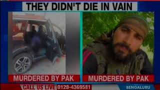 India demands justice for Shujaat Bukari and Rifleman Aurangzeb, think ahead, not back - NEWSXLIVE