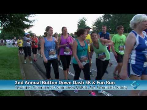 2nd Annual Button Down Dash 5K & Fun Run