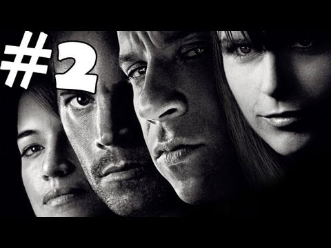Fast and Furious Showdown Walkthrough Part 2 Gameplay Review Let's Play Playthrough PC PS3 XBOX 360