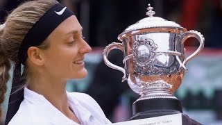 Mary Pierce: a French Open love story - CNN