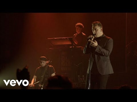 Sam Smith - I'm Not The Only One Live